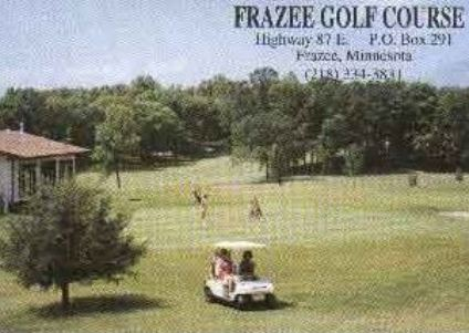 Frazee Golf Course,Frazee, Minnesota,  - Golf Course Photo