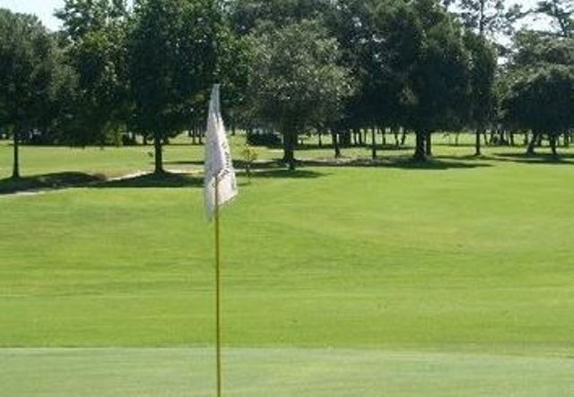 Ft. Walton Beach Golf Club, Oaks Golf Course, Fort Walton Beach, Florida, 32547 - Golf Course Photo