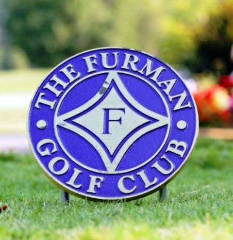 Golf Course Photo, Furman University Golf Course, Greenville, 29613