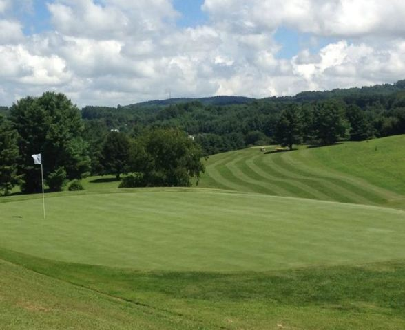 Galax Country Club,Galax, Virginia,  - Golf Course Photo