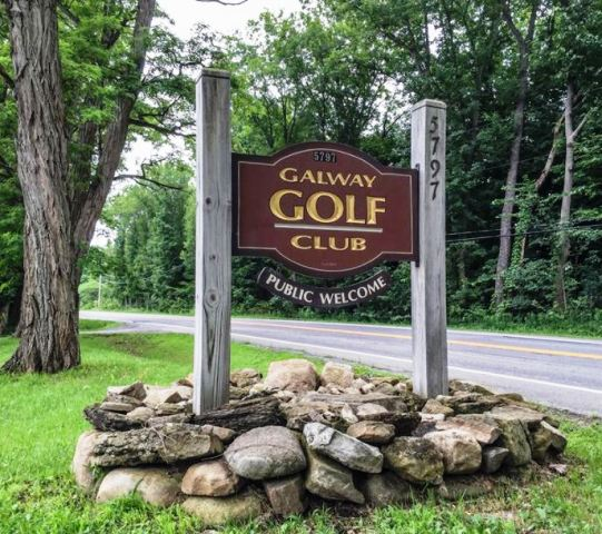 Galway Golf Course, Galway, New York,  - Golf Course Photo