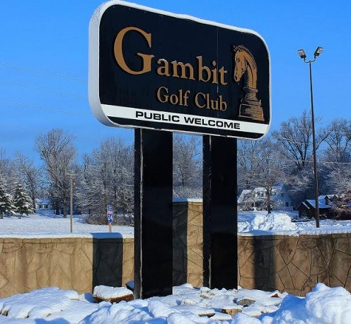 Gambit Golf Club, CLOSED 2015