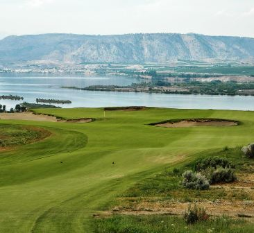 Golf Course Photo, Gamble Sands Golf Course, Brewster, 98812