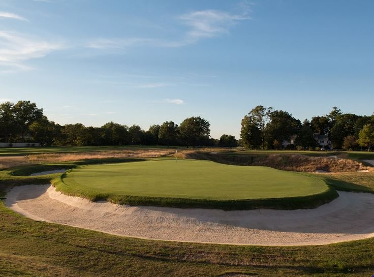 Garden City Golf Club, Garden City, New York,  - Golf Course Photo
