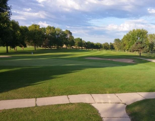 Garner Golf Club, Garner, Iowa,  - Golf Course Photo