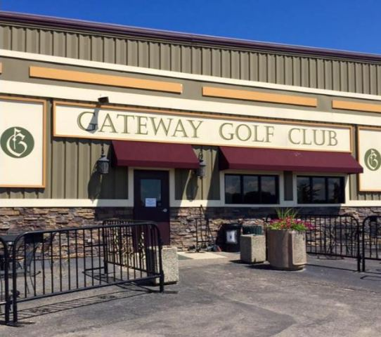 Gateway Golf Club,Romulus, Michigan,  - Golf Course Photo