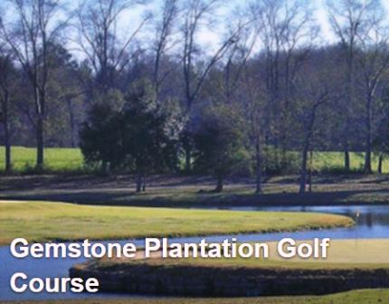 Gemstone Plantation Country Club, CLOSED 2014, Franklinton, Louisiana, 70438 - Golf Course Photo