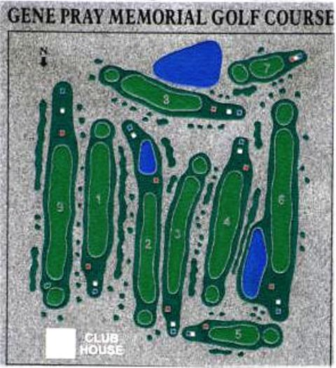 Gene Pray Memorial Golf Course
