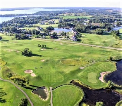 Geneva Golf Club, Alexandria, Minnesota,  - Golf Course Photo