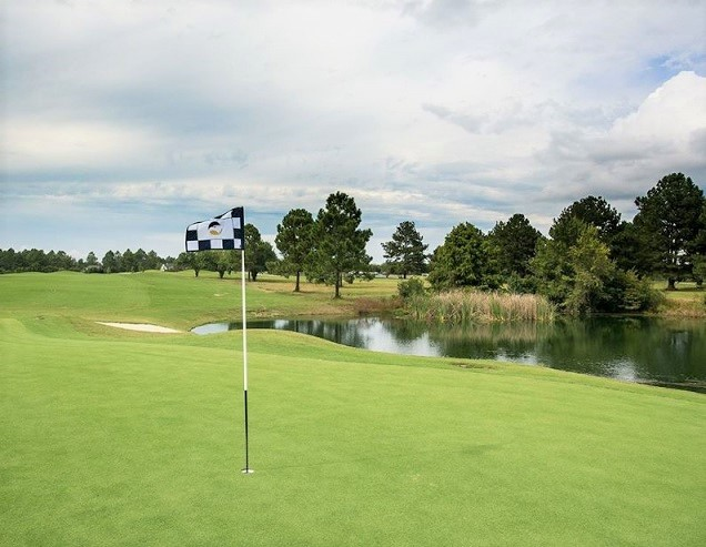 Georgia Southern University Golf Course, Statesboro, Georgia,  - Golf Course Photo