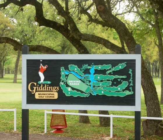 Giddings Country Club | Giddings Golf Course,Giddings, Texas,  - Golf Course Photo