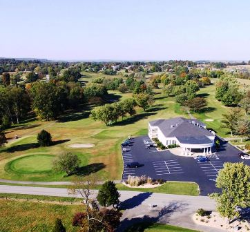 Golf Course Photo, Glasgow Golf & Country Club, Glasgow, 42141