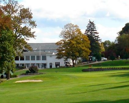 Glastonbury Hills Country Club, South Glastonbury, Connecticut,  - Golf Course Photo