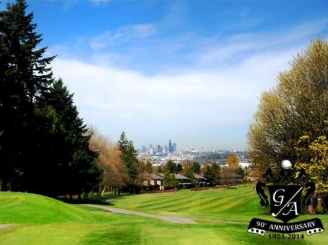 Golf Course Photo, Glen Acres Golf & Country Club, Seattle, 98168