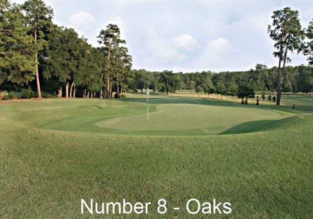 Golf Course Photo, Glen Arven Country Club, Thomasville, 31792