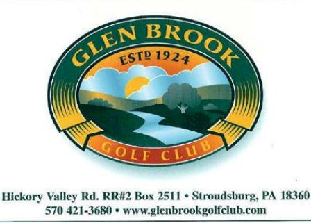 Glen Brook Country Club, Stroudsburg, Pennsylvania, 18360 - Golf Course Photo