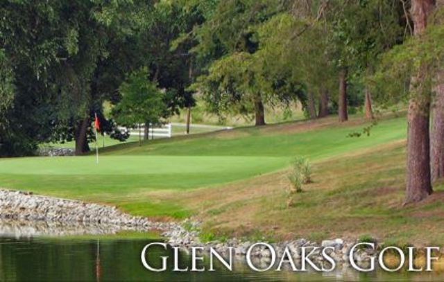 Golf Course Photo, Glen Oaks Country Club, Maiden, 28650