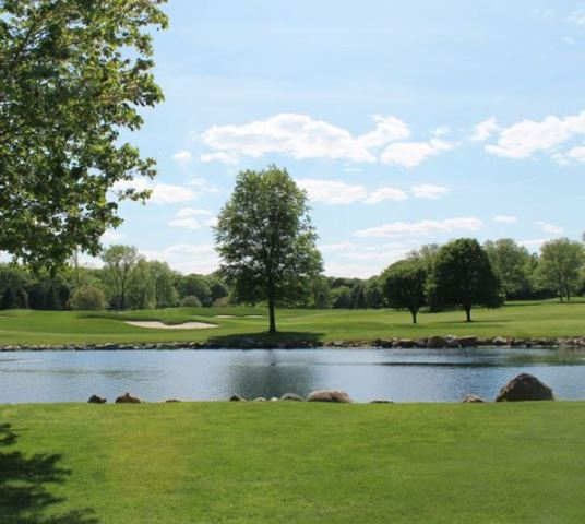 Golf Course Photo, Glen Head Country Club, Glen Head, New York, 11545