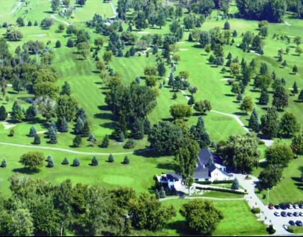 Glenbrier Golf Course,Perry, Michigan,  - Golf Course Photo