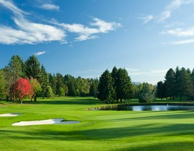 Glendale Country Club, Bellevue, Washington,  - Golf Course Photo