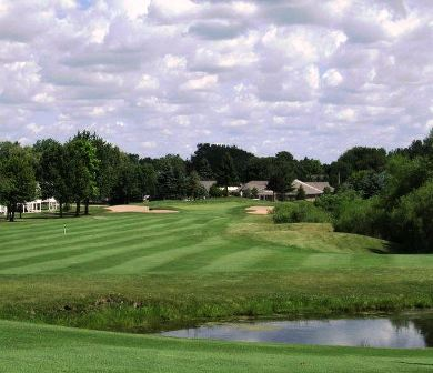 Gleneagle Golf Club, Hudsonville, Michigan, 49426 - Golf Course Photo