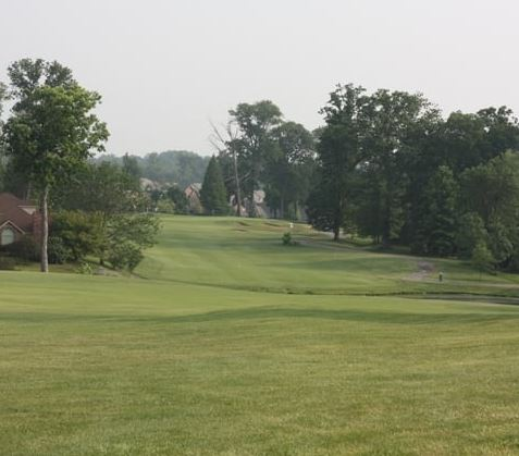 Golf Course Photo, Glenmary Country Club, CLOSED 2015, Louisville, 40291