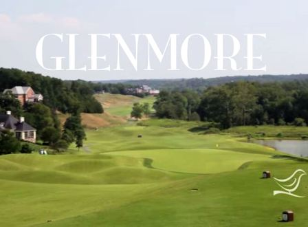 Glenmore Country Club,Keswick, Virginia,  - Golf Course Photo