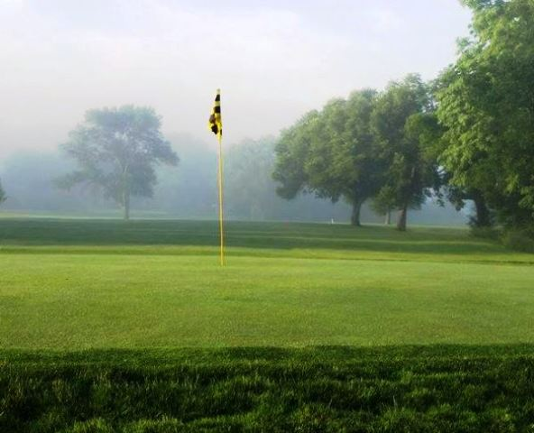 Golf Course Photo, Glenwood Golf Course, Glenwood, Iowa, 51534