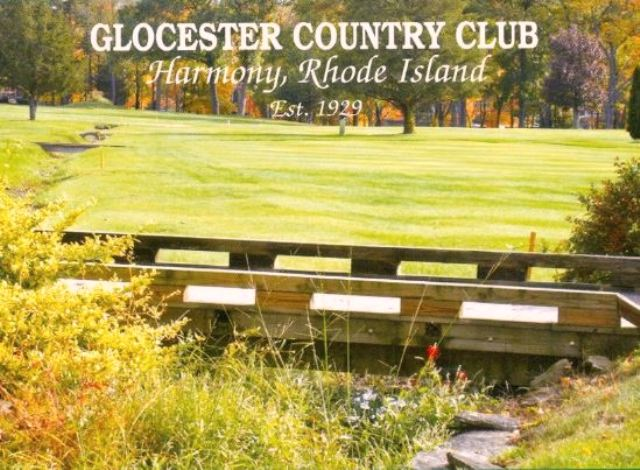 Gloucester Country Club,Harmony, Rhode Island,  - Golf Course Photo