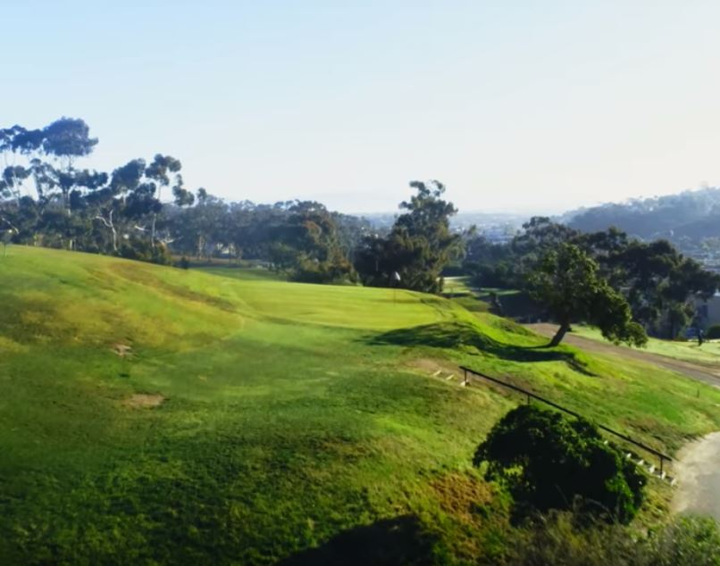 Golf Course Photo, Goat Hill Park Golf Course, Oceanside, 92054