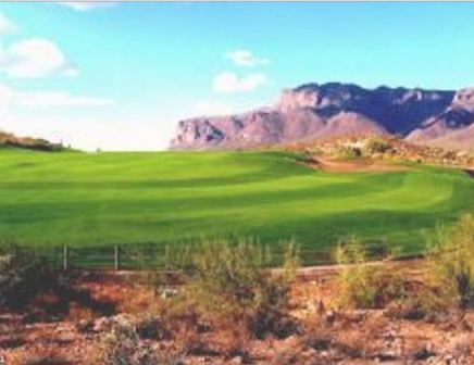 Gold Canyon Golf Resort -Sidewinder, Gold Canyon, Arizona, 85219 - Golf Course Photo