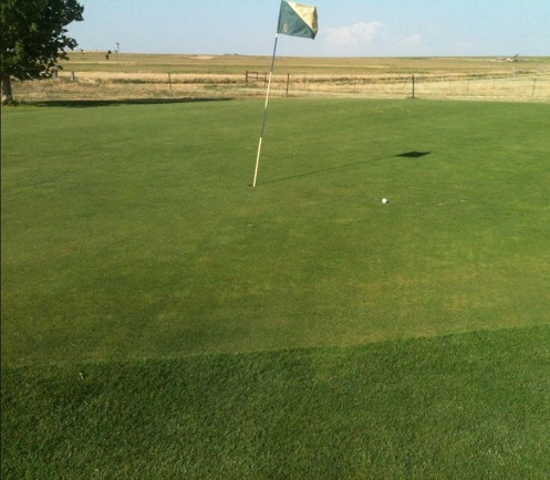 Golden Locket Golf Course, CLOSED 2015, Garden City, Kansas,  - Golf Course Photo