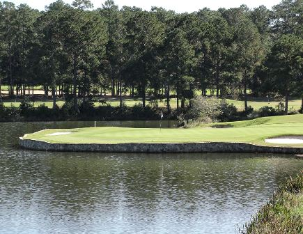 Golden Eagle Country Club, Tallahassee, Florida, 32312 - Golf Course Photo