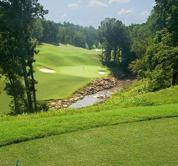 Rock Barn Golf and Spa, Robert Trent Jones, Jr. Course, Conover, North Carolina, 28613 - Golf Course Photo