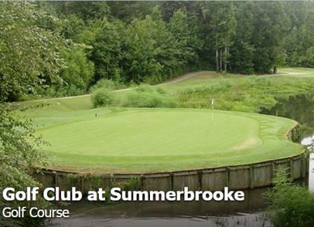 The Golf Club At Summerbrooke,Tallahassee, Florida,  - Golf Course Photo
