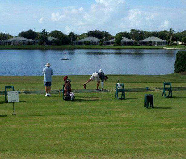 Golf Club Of Jupiter, Jupiter, Florida,  - Golf Course Photo