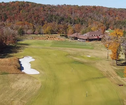 Golf Course Photo, Golf Club Of Tennessee, Kingston Springs, 37082