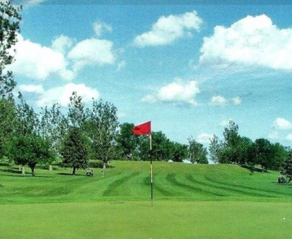 Golf Course Photo, Gowrie Municipal Golf Course, Gowrie, Iowa, 50543