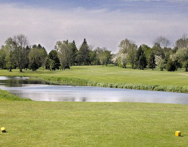 Gracewil Country Club, West Course, Grand Rapids, Michigan, 49544 - Golf Course Photo