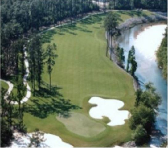 Golf Course Photo, Grand Bear Golf Course, Saucier, 39574