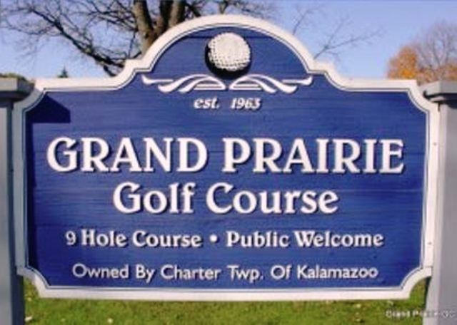 Grand Prairie Golf Course, Kalamazoo, Michigan, 49006 - Golf Course Photo