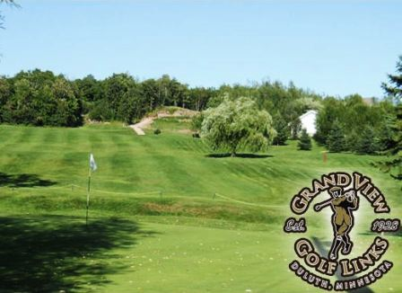 Grandview Golf Club,Duluth, Minnesota,  - Golf Course Photo