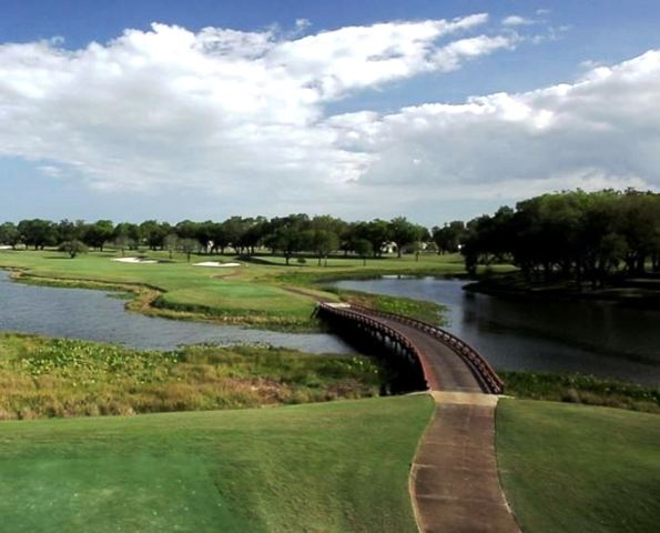 Grande Oaks Golf Club, Davie, Florida, 33328 - Golf Course Photo