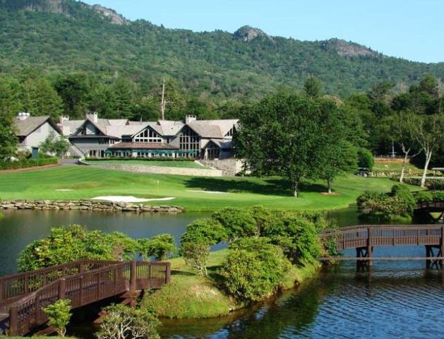Grandfather Golf & Country Club, Grandfather Course, Linville, North Carolina,  - Golf Course Photo