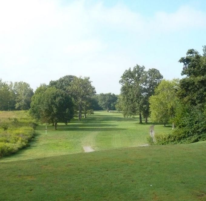 Grandview Golf Course,Anderson, Indiana,  - Golf Course Photo