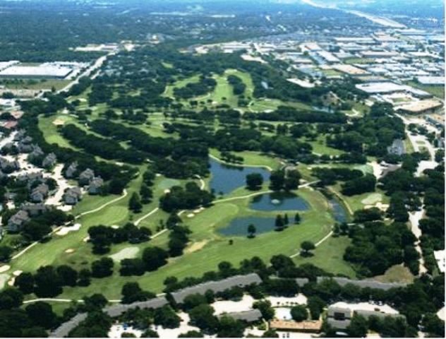 Great Southwest Golf Club, CLOSED 2015, Grand Prairie, Texas,  - Golf Course Photo