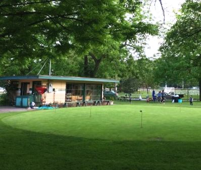 Green Lake Pitch n Putt, Green Lake Golf Course