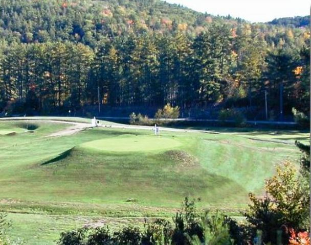 Green Mansions Golf Club,Chestertown, New York,  - Golf Course Photo