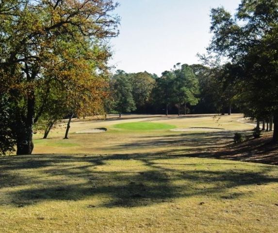 Golf Course Photo, Green Meadows Golf Club, Augusta, 30906