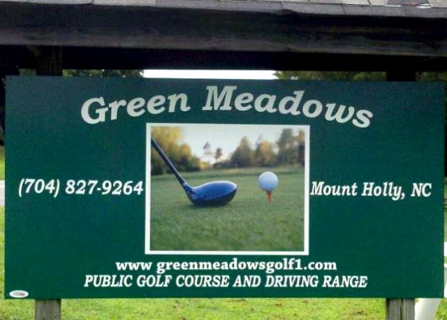 Golf Course Photo, Green Meadows Golf Course, Mount Holly, 28120